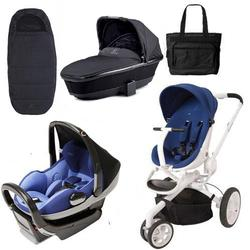 Quinny CV078BXQ Moodd Prezi Complete Collection in Blue Defiance