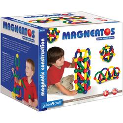 Guidecraft G8302 Magneatos Better Builders 100 Piece Set