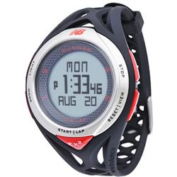 New Balance 52187NB Ndurance 100 Chronograph Sports Monitor - Red