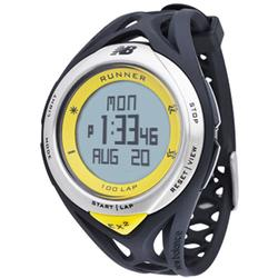 New Balance 52188NB Ndurance 100 Chronograph Sports Monitor - Yellow