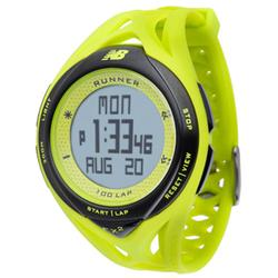 New Balance 52189NB Ndurance 100 Chronograph Sports Monitor - Lime