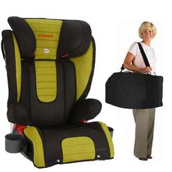 Diono Monterey Booster Seat with Free Carrying Case - Green