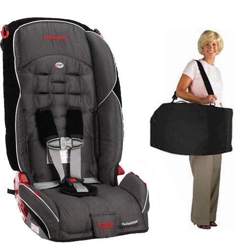 Diono Radian R100 Car Seat with Free Carrying Case - Shadow at Sears.com