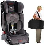 Diono Radian GTX Car Seat with Free Carrying Case - Slate