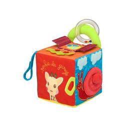 Vulli 230748, Sophie the Giraffe Sensitiv'Cube