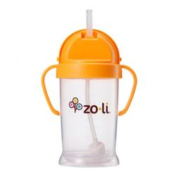 Zo-li BF12PPO091 - BOT 9 oz XL-Straw Sippy Cup - Orange