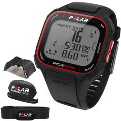 Polar 90046243 RC3 GPS Sports Heart Rate Monitor - Bike