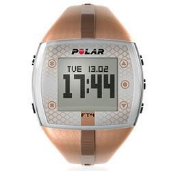 Polar FT4F 90036752 Heart Rate Monitor - Bronze/Bronze
