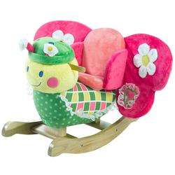 Rockabye 85030 Bonita Butterfly Chair Rocker Animal