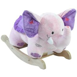Rockabye 85045 Bella the Elephant Rocker