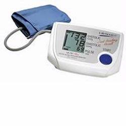 LifeSource UA-767PV One Step Auto Inflation Blood Pressure Monitor Plus Memory