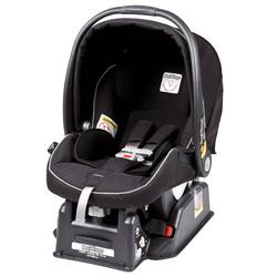 Peg Perego Primo Viaggio sip 30/30 Car Seat - Nero Reflect - Black with reflect piping