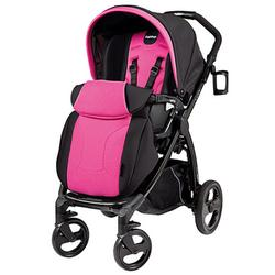 Peg Perego IPBR30NA34DX13MJ29 Book Plus Stroller - Fucsia - Hot Pink
