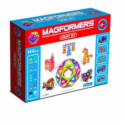 MagneticCity 63083, Magformers Smart Set 144 Pieces