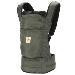 Ergo Baby BC346001NL Travel Collection Baby Carrier - Stowaway - Olive