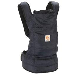 Ergo Baby BC410001NL Travel Collection Baby Carrier - Stowaway - Navy