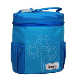 Zo-li NOMNOM insulated lunch tote - Blue