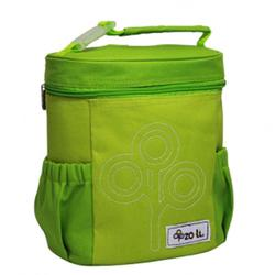 Zo-li NOMNOM insulated lunch tote - Green