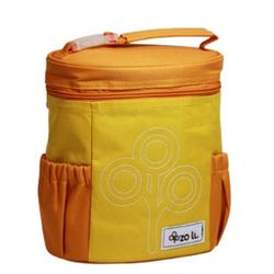 Zo-li NOMNOM insulated lunch tote - Orange