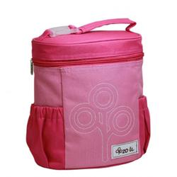 Zo-li NOMNOM insulated lunch tote - Pink