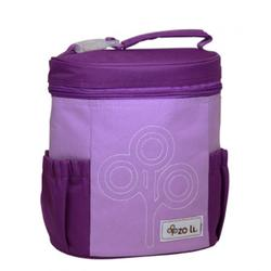 Zo-li NOMNOM insulated lunch tote - Purple