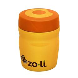 Zo-li Vacuum insulated food jar DINE - Orange
