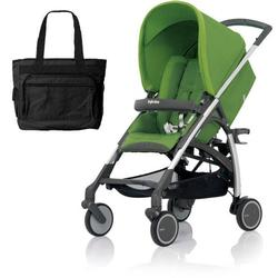 Inglesina AG54E5APLUS AVIO Stroller with Diaper Bag - Apple (Green)