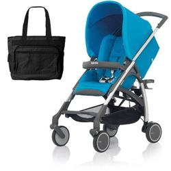 Inglesina AG54E5SKYUS AVIO Stroller with Diaper Bag - Sky (Light Blue)