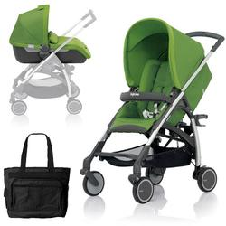 Inglesina AG54E5APLUS AVIO Stroller Newborn System in Apple (Green)