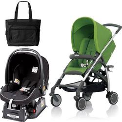 Inglesina AG54E5APLUS AVIO Stroller Travel System in Apple (Green)