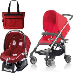 Inglesina AG54E5LBSUS AVIO Stroller Travel System in Lobster (Red)