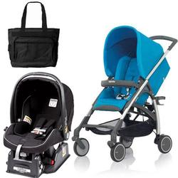Inglesina AG54E5SKYUS AVIO Stroller Travel System in Sky (Light Blue)