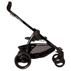Peg Perego - Book Plus Chassis - Black