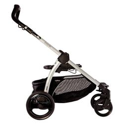 Peg Perego - Book Plus Chassis - Silver