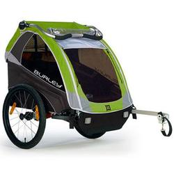 Burley 948301  D-Lite Trailer - Green