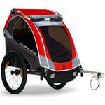 Burley 939301  Solo Trailer - Red