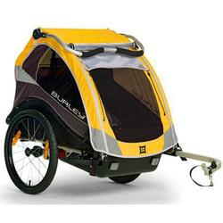 Burley 943301  Cub Trailer - Yellow