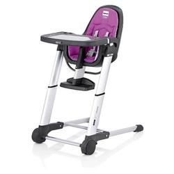 Inglesina AZ90D6FUXUS, Zuma gray highchair - Fuchsia