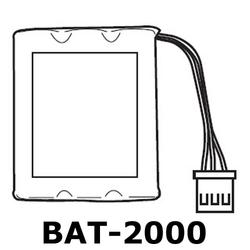 Omron BAT-2000 Battery Pack for HBP-1300