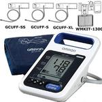 Omron HBP-1300KT Professional Blood Pressure Monitor with Complete Set of Cuffs and Wall Mount