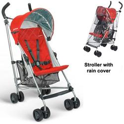 UPPAbaby G-LiTE Stroller with Rain cover - Denny Red