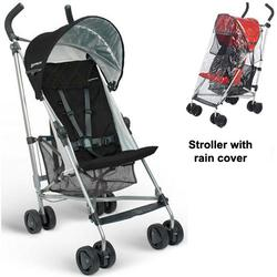 UPPAbaby G-LiTE Stroller with Rain cover - Jake Black