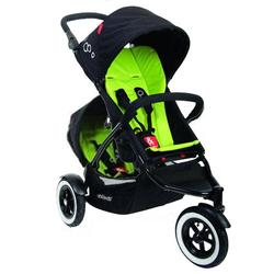 Phil & Teds DOT Buggy Stroller with Doubles Kit  - Apple
