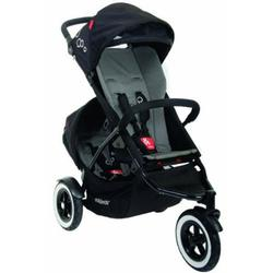 Phil & Teds DOT Buggy Stroller with Doubles Kit  - Flint