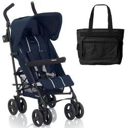 Inglesina Trip Stroller With Diaper bag - Marina Navy