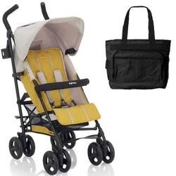 Inglesina Trip Stroller With Diaper bag -  Mimosa Yellow