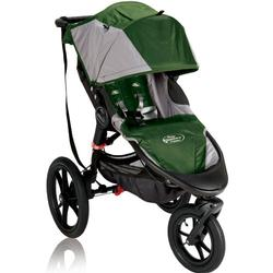 Baby Jogger BJ31340 Summit X3 Single Jogging Stroller - Green Gray