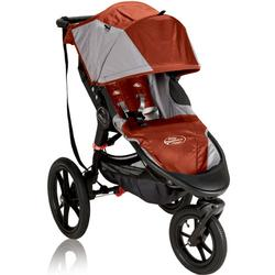 Baby Jogger BJ31339 Summit X3 Single Jogging Stroller - Orange Gray