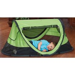 KidCo P4010 PeaPod Plus Portable Travel Bed - Kiwi
