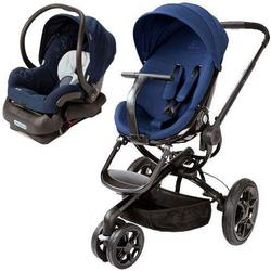 Quinny Moodd Stroller Travel System - Blue Reliance